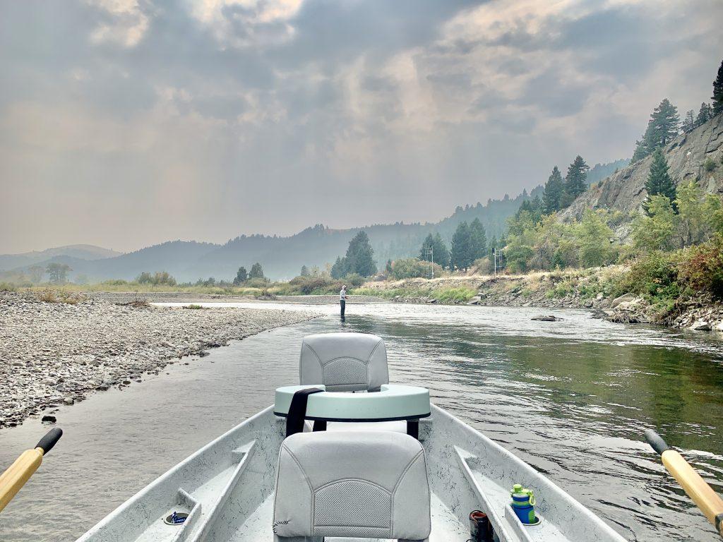 Montana fishing gear list